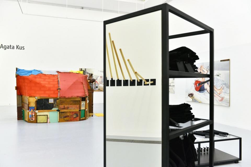 """Wystawa """"Spojrzenia 2017 – Nagroda Deutsche Bank"""""""