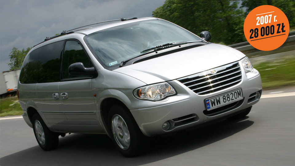 Chrysler Grand Voyager III (2000-07)