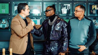 Diamond & WCB-Wasafi Ink Another Lucrative Deal with International Company (Photos)