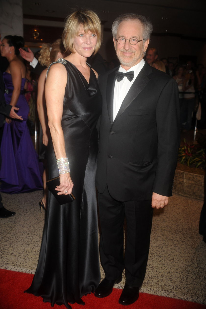 Steven Spielberg i Amy Irving
