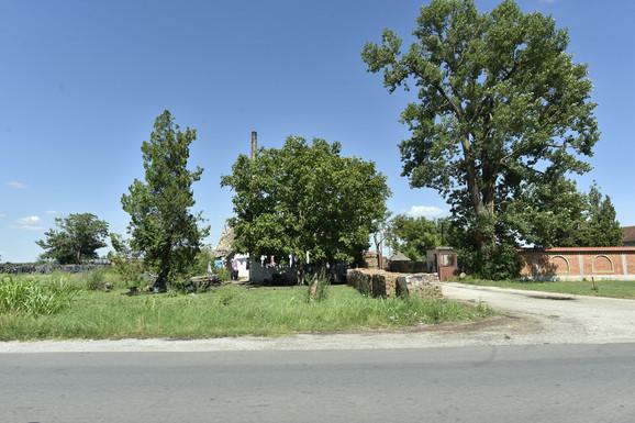 Kuća nastradalog dečaka Paje