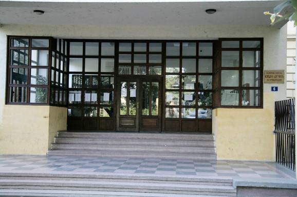 Osnovna škola u Novom Sadu u kojoj je predavao nastavnik pedofil
