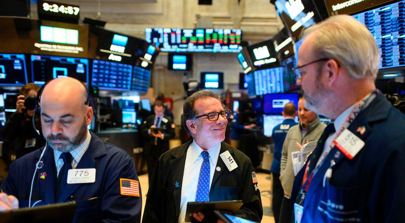 Dow posts best week since early April as investors look to economic reopening