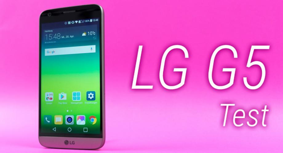 Test: LG G5 – (k)ein modulares Smartphone…