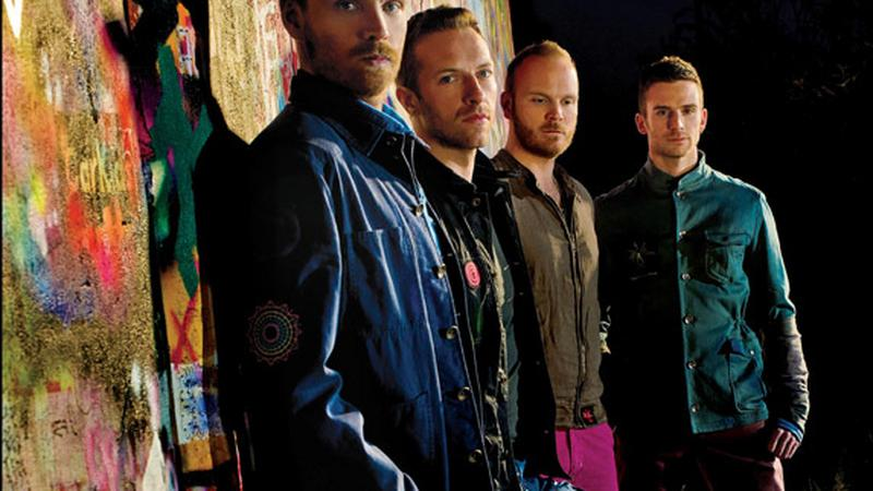 Coldplay / fot. EMI