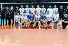 Odbojkaška reprezentacija Srbije u Kini