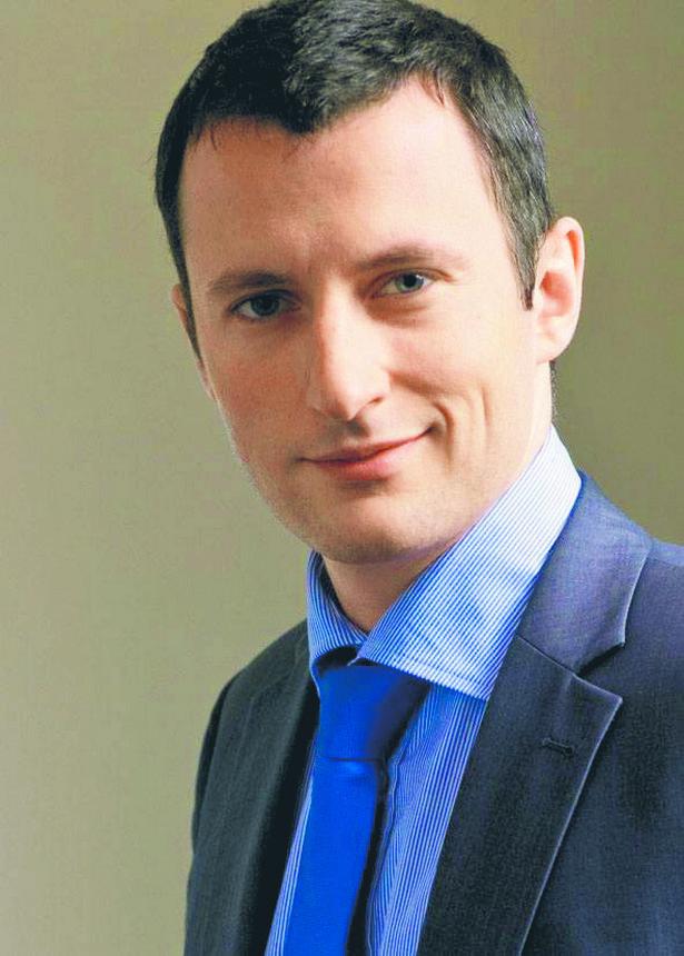 Michał Wilk, doradca podatkowy w kancelarii KSP Legal & Tax Advice z Katowic