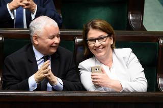 Mazurek: Pomiędzy PiS a Solidarną Polską nie ma żadnego konfliktu