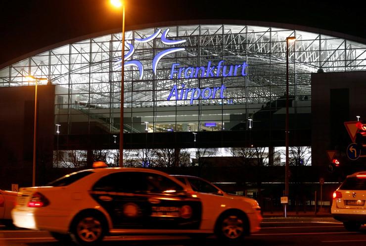 Frankfurt aerodrom