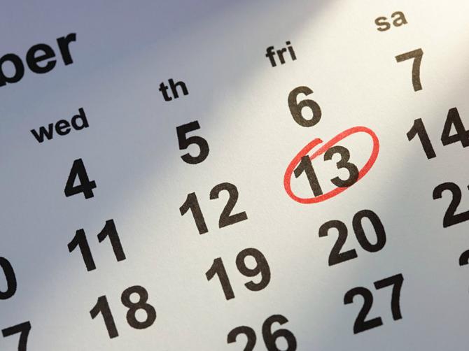 5 pravila protiv baksuza: Ove stvari NIKAKO ne radite danas na PETAK 13!