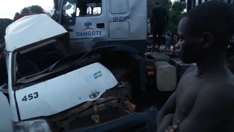 Road crash claims 7, injures 6 in  Plateau [NAN]