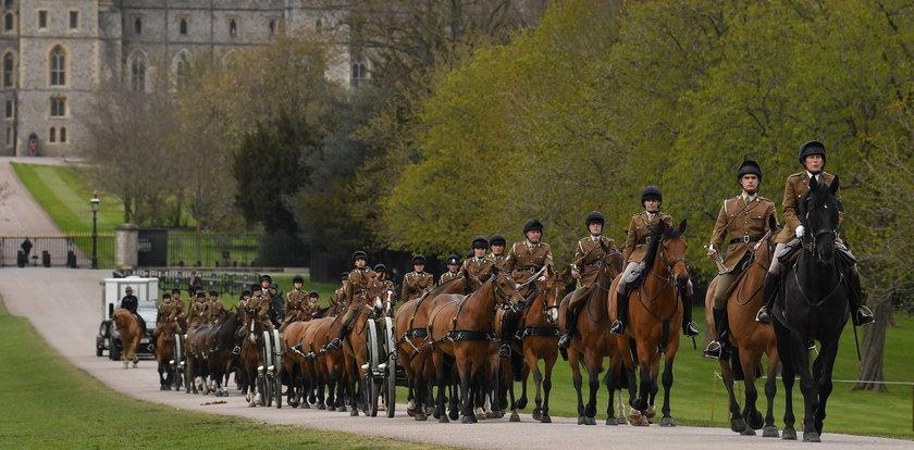 Tak będzie wyglądał pogrzeb księcia Filipa