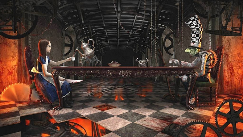 American McGee's Alice na konsolach?