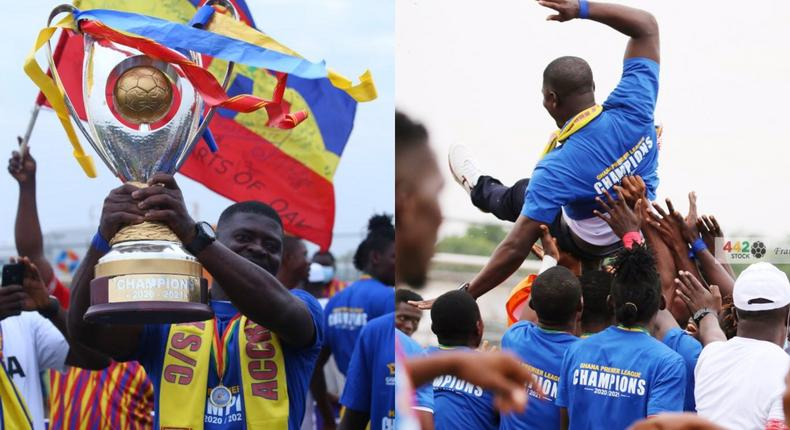 Why Hearts of Oak and Samuel Boadu could dominate for a very long time