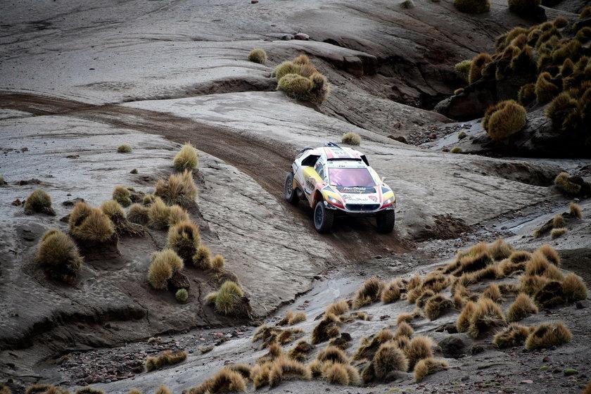 Dakar 2017: Chwile grozy na 8. odcinku rajdu. Odwołano 9. etap