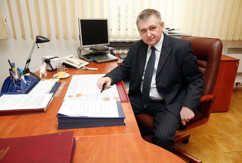 Marek Tokarz, prezes Spółki Restrukturyzacji Kopalń