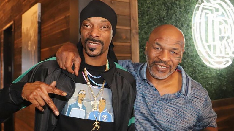 Snoop Dogg i Mike Tyson