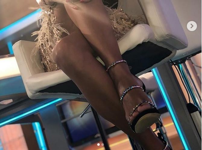 Noge Jovane Joksimović ulepšavaju mnoga jutra