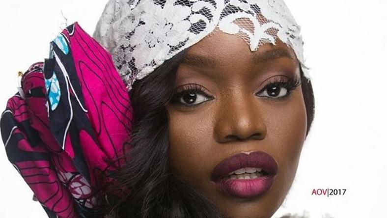 BBNaija finalist; Bisola in new photo