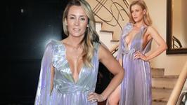 Pojedynek gwiazd: Joanna Krupa i Karolina Ferenstein-Kraśko w tych samych sukniach. Kto wygląda lepiej?