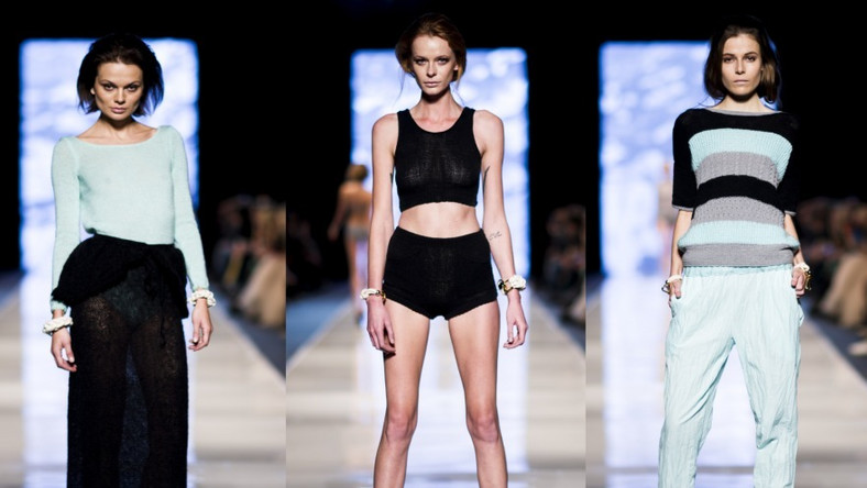 Pokaz na Fashion Week Poland 2012
