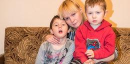 Samotna matka walczy o mieszkanie dla dzieci