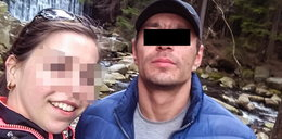 Mąż podpalił żonę na ulicy