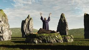 Nieznane dziedzictwo druidów