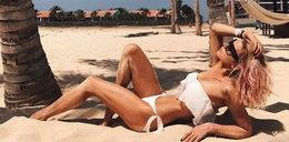 Znana blogerka pręży się w seksownym bikini