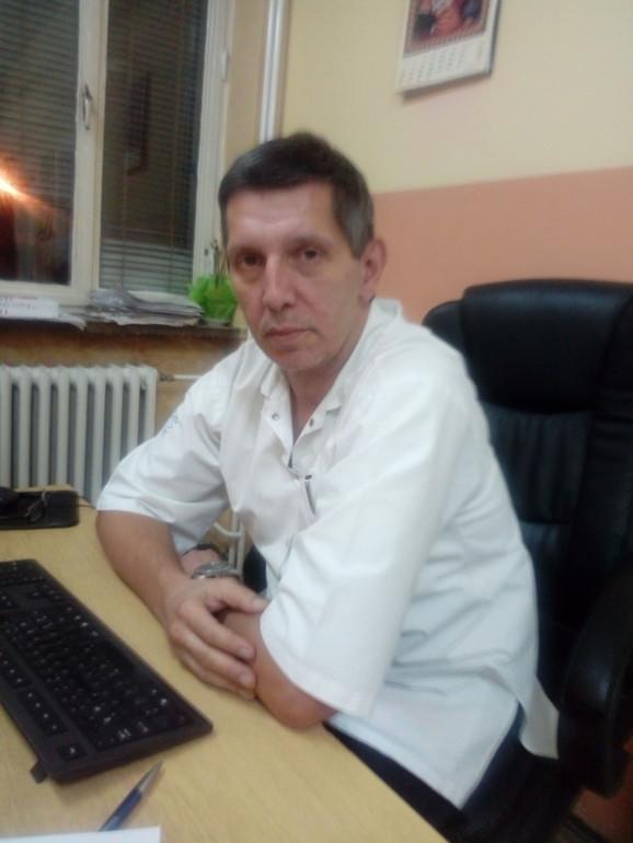 Dr Zoran Živković