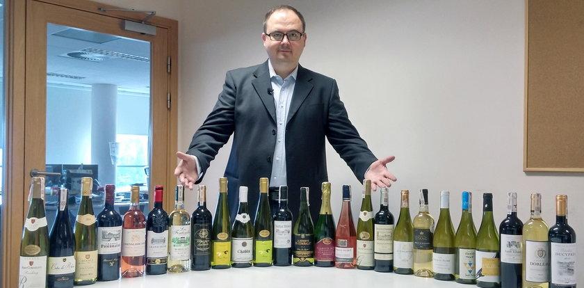Francuskie wina w Lidlu. Zobacz, które dobre. Galeria