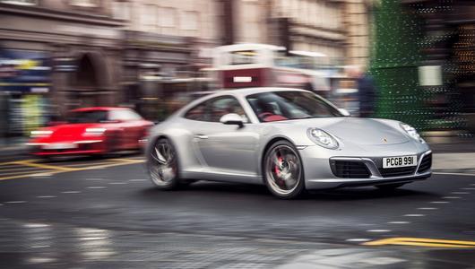 Porsche 911 Carrera S z pakietem Powerkit