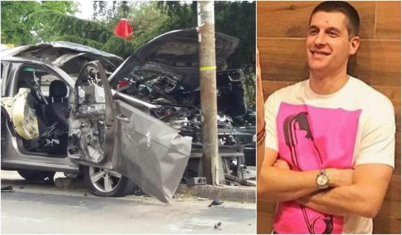 Bomba na Roganovićevom automobilu aktivirana daljinskim upravljačem