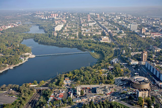 Trzy osoby ranne w wybuchu w Doniecku