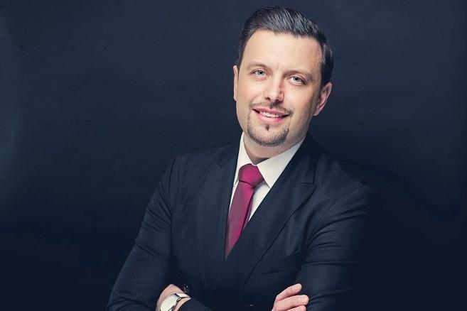 Rafał Piech Prezydent Siemianowic Śląskich