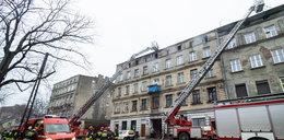 Mężczyzna spłonął, pięć osób w szpitalu. Fatalny początek roku