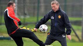 """Rooney założył """"siatkę"""" Moyesowi"""