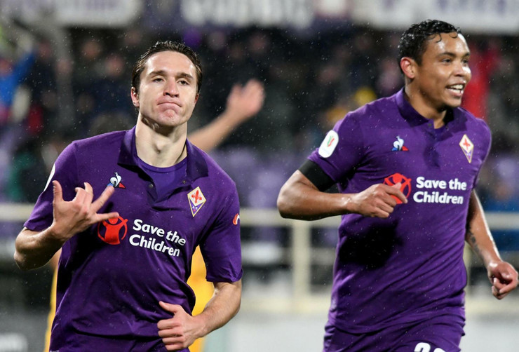 FK Fjorentina, FK Roma