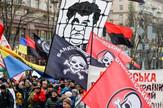 Sakašvili protest AP