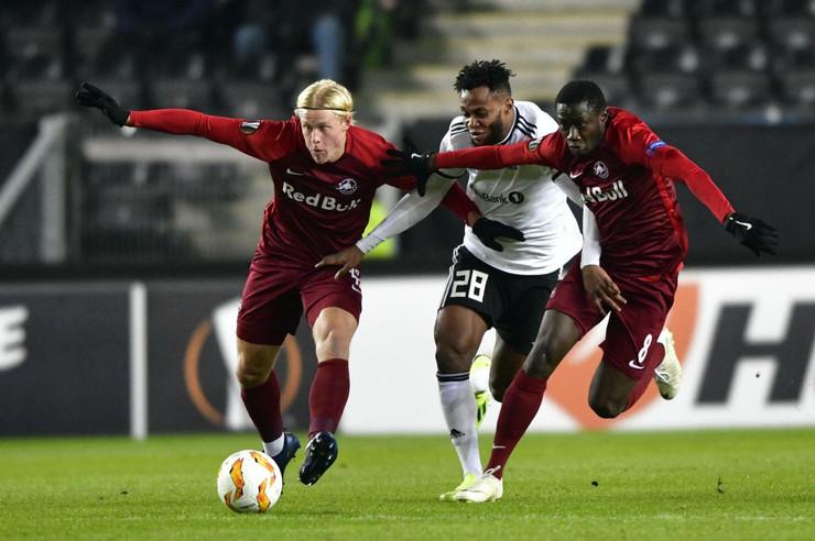 FK Rozenborg, FK Salzbug