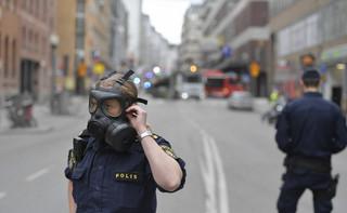 Premier Szwecji: Stolica została zaatakowana, wszystko wskazuje na akt terroru
