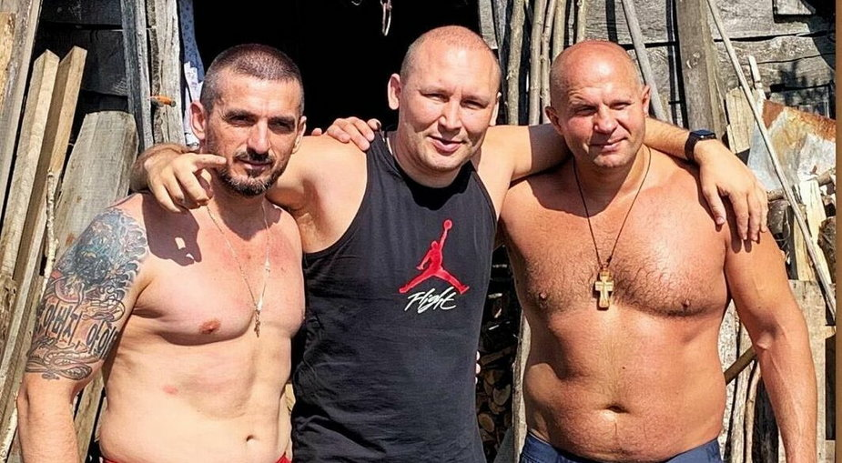 """Fedor Emelianenko otwarty na walki w boksie, ale nie przeciwko """"blogerom i piosenkarzom"""""""