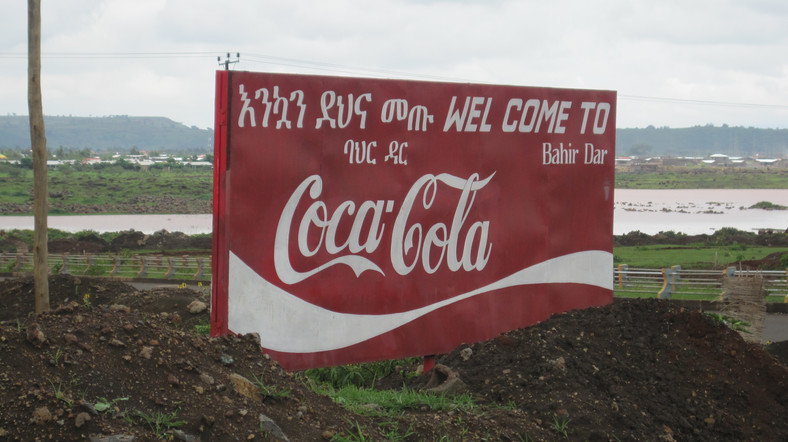 The second Coca Cola plant was installed in Dire Dawa in 1965.