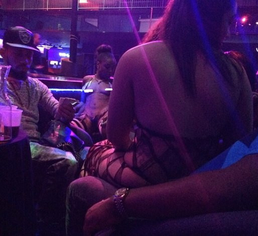 Night out in a regular strip club in Lagos long before coronavirus (Pulse)