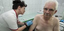 Darmowe szczepionki dla seniorów!