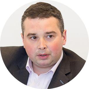 Tomasz Pabiański dyrektor w dziale doradztwa prawno-podatkowego w PwC