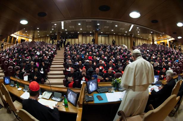 Biskupi w Watykanie