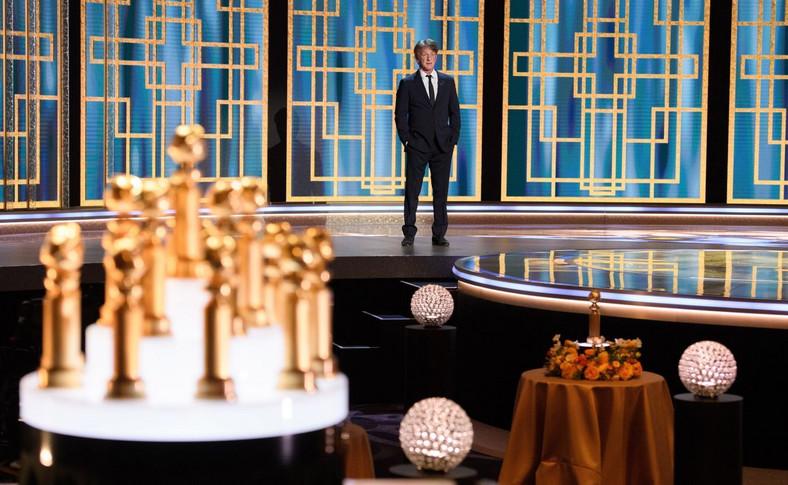 Złote Globy i Seann Penn