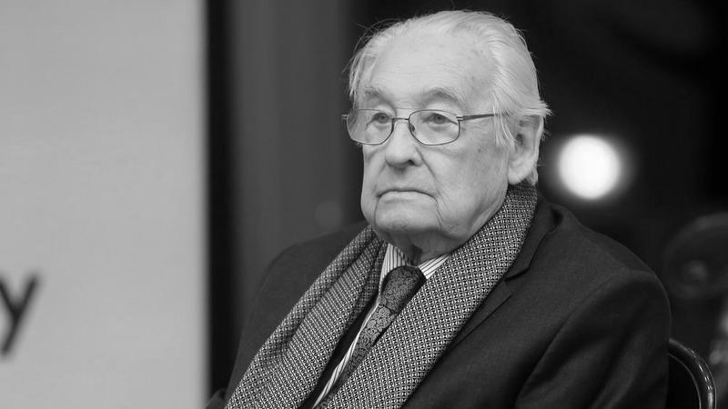 Andrzej Wajda nie żyje. Miał 90 lat
