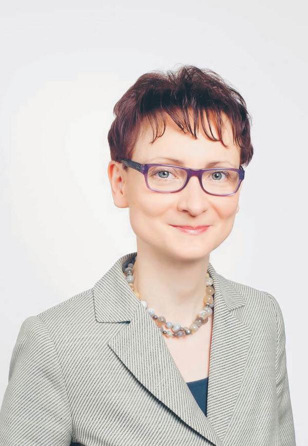 Małgorzata Iwanicz-Drozdowska fot. Materiały prasowe